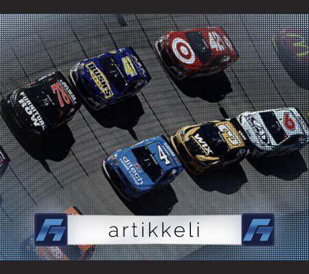 NASCAR:sta formuloihin vai urapolku toisinpäin? F1-Suomi selvitti