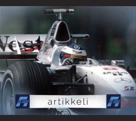 F1-auto on teknologian ihmetuote