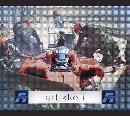 Takaisin autokouluun: miten F1-kuljettajat vaihtavat vaihteita?